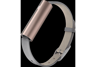 MISFIT Ray Rose Gold Grijze Lederen Band