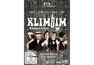 KLIMBIM - KOMPLETTBOX (ALLE 5 STAFFELN PLUS SPECIAL) (8 DVDS) - (DVD)