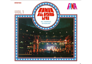 Fania All Stars - Live At Yankee Stadium 01 (Remastered) - (CD)