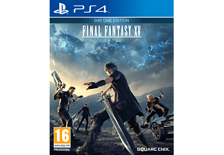 Final Fantasy XV (Day One Edition) | PlayStation 4