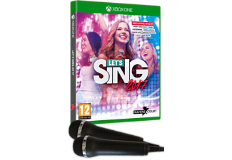 Let's Sing 2017 (inkl. 2 mickar) Xbox One