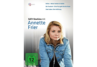 Annette Frier Box - (DVD)