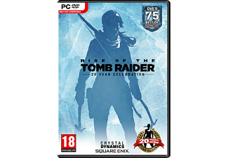 Rise of the Tomb Raider 20th Century Ed PS4