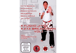 Kyusho Jitsu And Kata Breakdown: Volume 1 - (DVD)