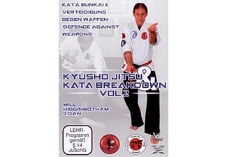 Kyusho Jitsu and Kata Breakdown: Volume 2 - (DVD)