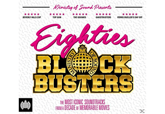 VARIOUS - 80s Blockbusters - (CD)