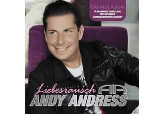 Andy Andress - Liebesrausch - (CD)