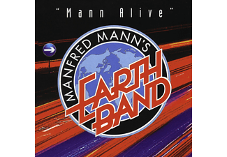 Manfred's Earth Band Mann - Mann Alive - (CD)