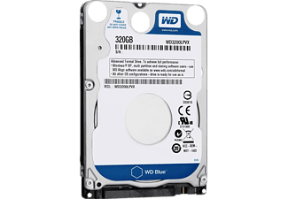 WD Blue 320 Gb 5400 rpm Sata 6 Gb/s 2.5 inç Dahili Sabit Disk