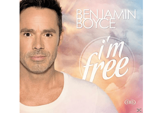 Benjamin Boyce - I'm Free - (5 Zoll Single CD (2-Track))