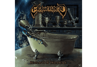Eraserhead - Remnants Of Decadence - (CD)