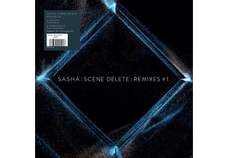 Sasha - Scene Delete: Remixes+1 (Ltd.White 10''+MP3) - (EP (analog))