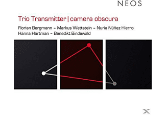 Trio Transmitter - Camera Obscura - (CD)
