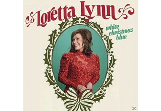 Loretta Lynn - White Christmas Blue - (CD)