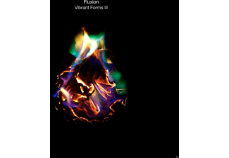 Fluxion - Vibrant Forms III (CD Version) [CD]