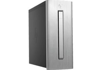 HP ENVY 750-452ng, Desktop-PC mit Core™ i7 Prozessor, 16 GB RAM, 2 TB HDD, 128 GB SSD, GeForce GTX 1070