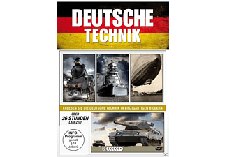 Deutsche Technik [DVD]