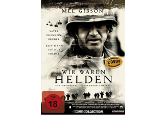 Wir waren Helden - Cine Collection Doppel-DVD Kriegsfilm DVD