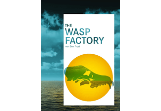 Ben Frost - The Wasp Factory [CD]