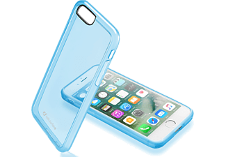 CELLULAR-LINE iPhone 7 Clear Blauw