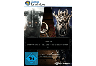 The Elder Scrolls V: Skyrim Erweiterungspaket (Add-On) [PC]