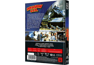 Invasion U.S.A. - (Blu-ray + DVD)