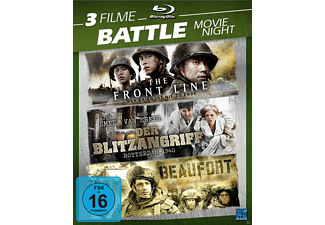 Battle Movie Night - (Blu-ray)