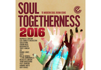 VARIOUS - Soul Togetherness 2016 [CD]
