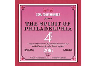VARIOUS - Spirit Of Philadelphia Vol.4 Ever - (CD)