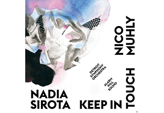 Nadia Sirota & Nico Muhly - Keep In Touch - (CD)