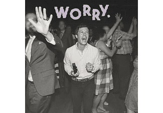 Jeff Rosenstock - Worry. [CD]