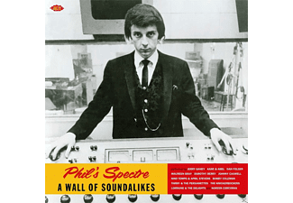 VARIOUS - Phils Spectre-A Wall Of Soundalikes (180 Gr.Red - (Vinyl)
