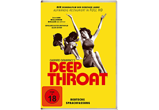 DEEP THROAT [DVD]