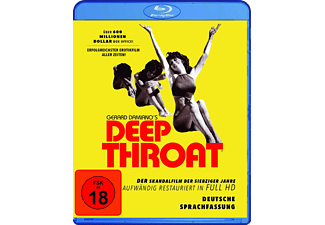 DEEP THROAT (BLU-RAY) [Blu-ray]