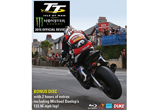 TT 2016 Review - (Blu-ray)