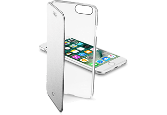 CELLULAR-LINE iPhone 7 Clear Book Zilver