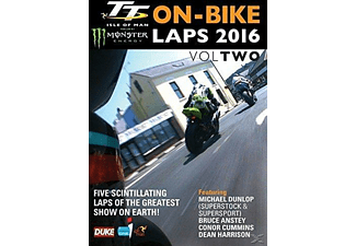 TT 2016 On-Bike Laps Vol.2 - (DVD)