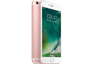 APPLE iPhone 6s Plus, Smartphone, 32 GB, 5.5 Zoll, Rosegold, LTE