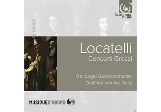 Freiburger Barockorchester - Concerti Grossi - (CD)