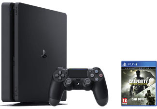 SONY Nya PlayStation 4 Slim (Inkl Call of Duty Infinite Warfare Legacy Edition) - 1 TB
