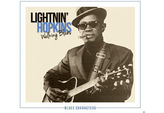 Lightnin' Hopkins - Walking Blues - (CD)