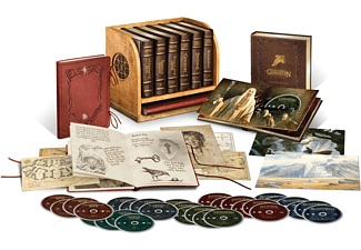 Mittelerde Ultimate Collector's Edition (Middle-Earth Ultimate Collector's Edition) [Blu-ray]