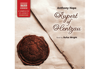 Rupert Of Hentzau - 7 CD - Hörbuch