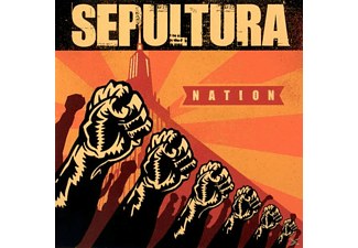 Sepultura - Nation - (Vinyl)