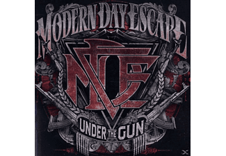 Modern Day Escape - Under The Gun - (CD)