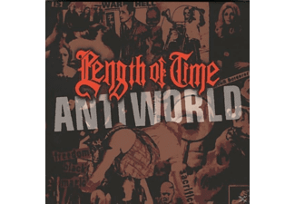 L. O .T., Length Of Time - Antiworld - (CD)
