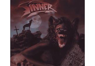 Sinner - The Nature Of Evil Ltd.Edit.+Bonus - (CD)