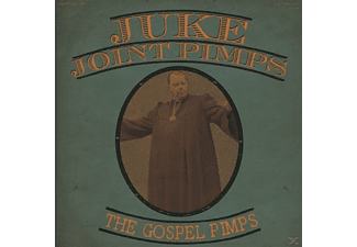 The /the Gospel Pimps Juke Joint Pimps - Boogie The Church Down - (Vinyl)