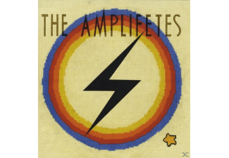 The Amplifetes - The Amplifetes [LP + Bonus-CD]