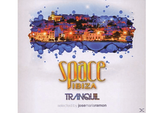 Jose Maria Various/ramon - Space Ibiza Tranquil 2011 - (CD)